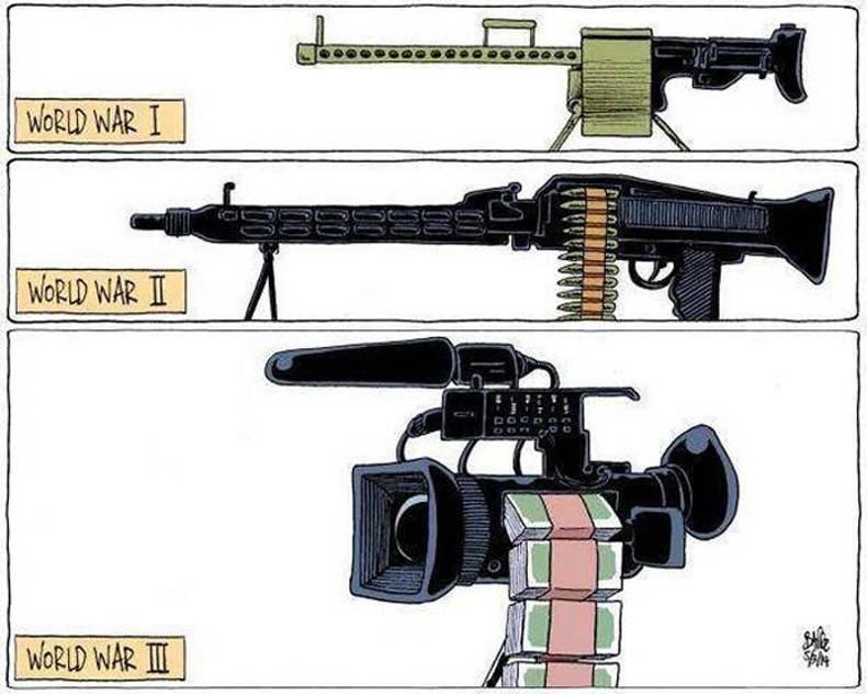 Оружие мировых войн