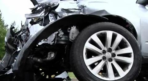 Авария в Сосновом Бору 2 июня