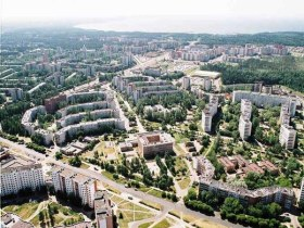 Новые улицы Соснового Бора