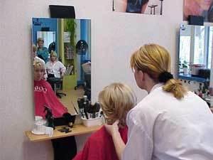 парикмахерская сосновый бор