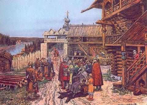 выставка Истоки в Сосновом Бору