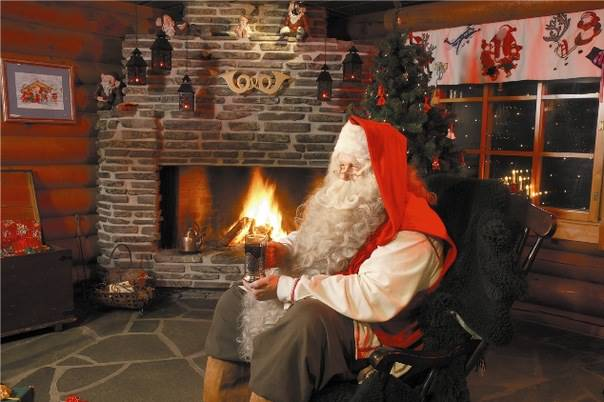 Рождество в Коуволе