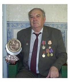 Геннадий Филатов – почетный гражданин города