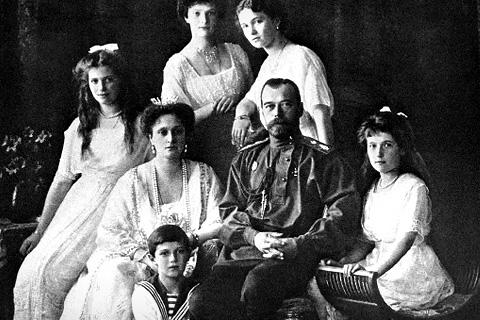Istorija ljubvi Nikolaja Vtorogo i Aleksandry Fedorovny