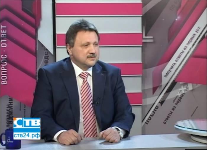Поздравление Директора ЛАЭС Владимира Перегуды
