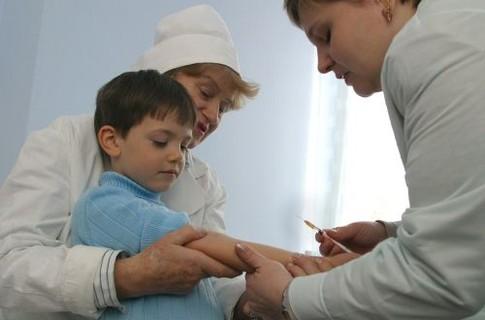 Дети, детсады и прививки