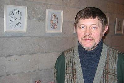 Ушел из жизни Владимир Антонинов